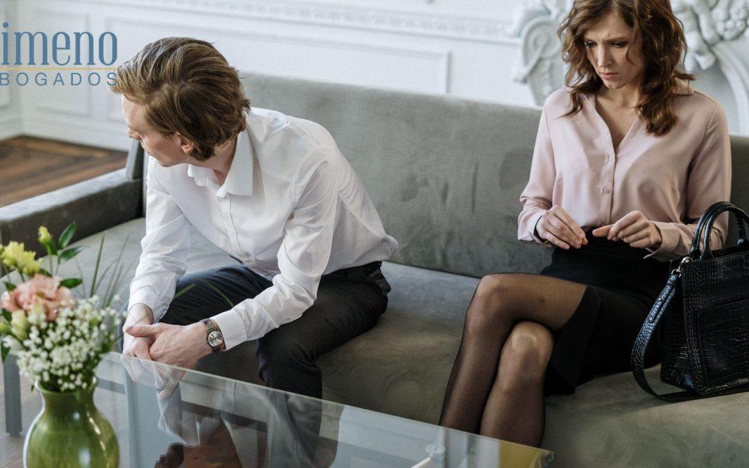 Diferencias entre divorcio de mutuo acuerdo y divorcio contencioso